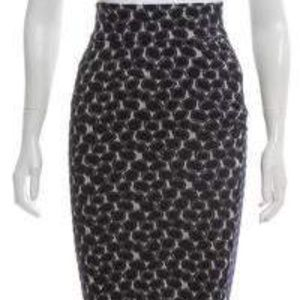 DIANE VON FURSTENBERG Pencil Marta Skirt